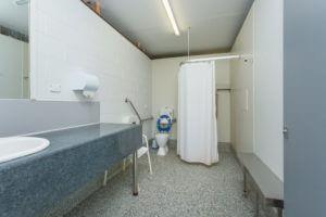 Disabled bathroom facilities